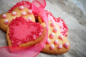 sweet treat hearts