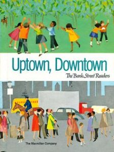uptown, down town