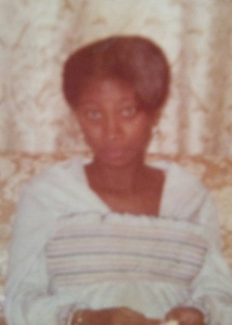 My Mamma when she was pregnant with me she was so adorable