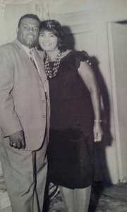 Dottie and one of her husbands